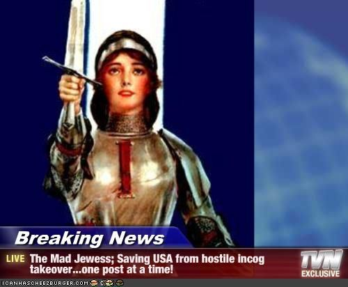 JOAN OF ARC JEW