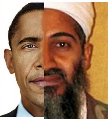 BREAKING: Barrack Obama IS Osama Bin Ladin. THEY ARE THE ...