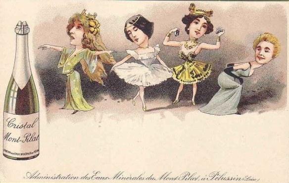 Cleo de Merode La Belle Epoque's Beauty ~ Blog of an Art Admirer