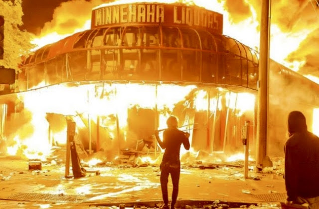 Those Who Can See: Whence the Minneapolis Riots?
