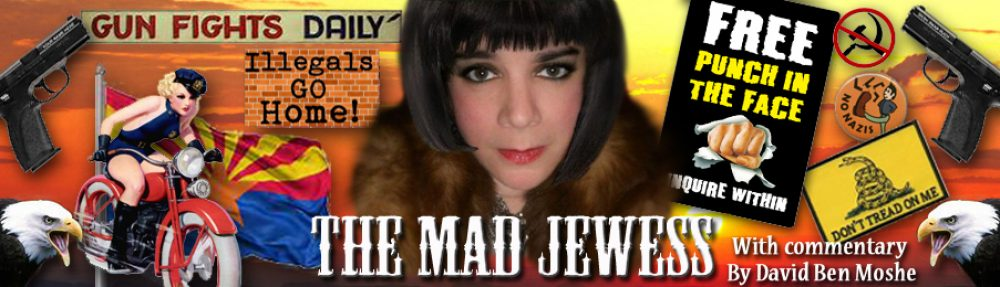 The Mad Jewess